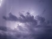 BEAUTIFUL lightening strike