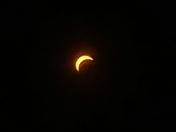 Solar Eclipse 3:03pm