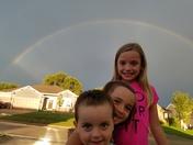 Rainbow in Polk City