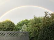 Rainbow over Urbandale