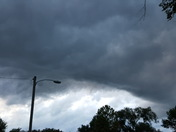 Looks like wall cloud?