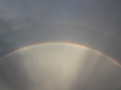 Pictures of Double Rainbow in Waukee, IA