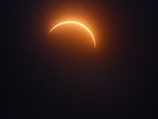 Solar Eclipse from Omaha