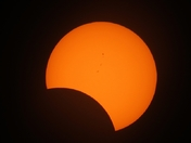 This Mornings Eclipse