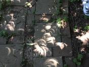 Solar eclipse 2017 in Greenland Arkansas