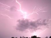 Lightning in Cornish