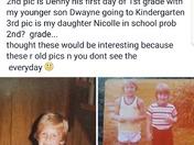 40 yrs ago first school pics