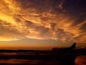 Sun set SDF