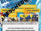BLUE-Blue Day Rescheduled