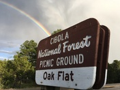 Oak flat rainbow