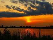 lake Manawa Sunset