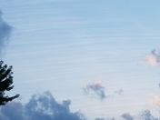 Unusual clouds/sky