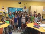 Mrs. Basanda's Fifth Grade Class At Monarch Elementary