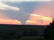 Pleasantville sunset