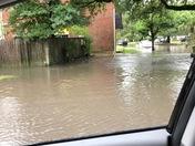 uptown flooding