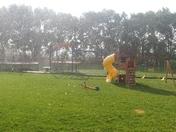 Rain in Peralta