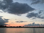 New Awlins Sunset