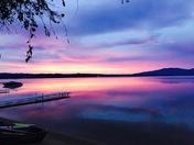 Sunrise 9/3 Ossipee Lake