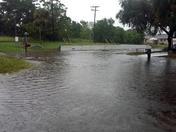 Titusville Street Flooding