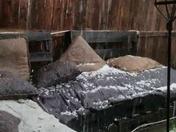 Its hailing