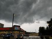 Storm over Rutland