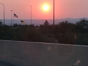 Star Wars Sunset on Earth