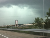 Looks like start of Tornado, West York!