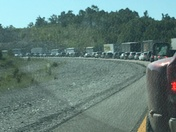 Stuck at a standstill!! Southbound north of Bella vista exit hwy 71