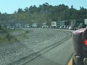 Stuck at a standstill!! Southbound north of Bella vista exit hwy 71