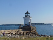 Bug Light - Portland Maine - Open Lighthouse Day 2017