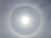 Ring Around The Sun In Patrick County VA