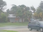 Gust of wind near gatlin blvd