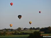 Hot Air Balloon chasing