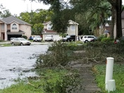 Our street in Altamonte Springs