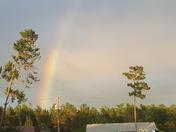 Rainbow over Deltona