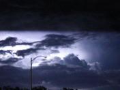 Lightning storm Gilroy