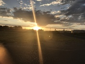 New Mexico sunsets