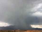 Sandia storm.