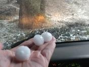 Hail Storm!