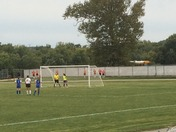Pk save holy cross vs Walton Verona