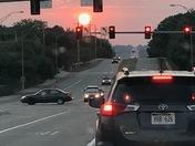 Morning drive at Blondo & 132nd