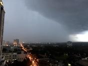 17th floor skyhouse storm!