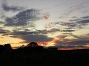 Salisbury Township Sunset!