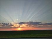 Anadarko sunrise