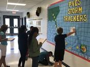 Storm Trackers at Powdersville Elementary School