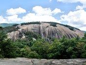 Stone Mountain from Cedar Rock Trail
