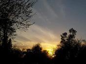 Sunrise in Norman