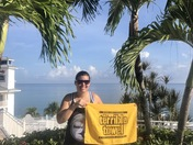 Here We Steelers from Ochos Rios, Jamaica!