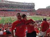 first Husker game