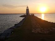 hefner Lighthouse